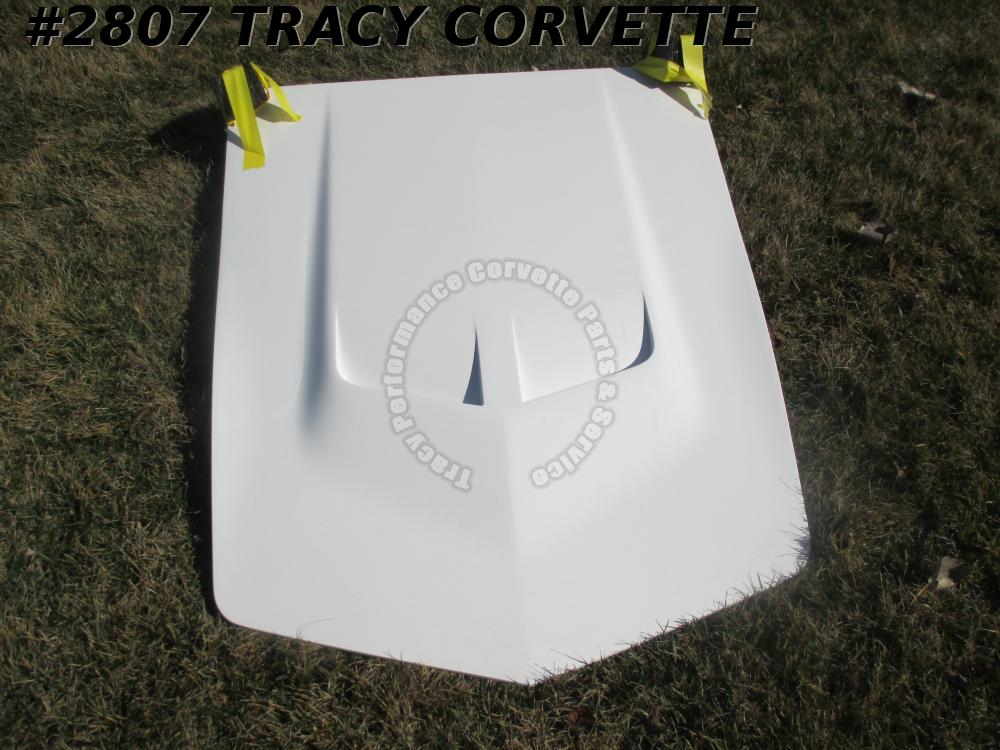 1968-1972 Corvette LT-1 Style Hood ***In Stock***LT1 454 BB High Rise Fiberglass