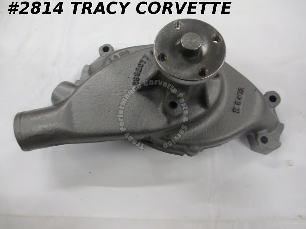 1970-1974 Corvette Rebuilt 3992077 Water Pump 454 CID Choice of Dates 71 72 73