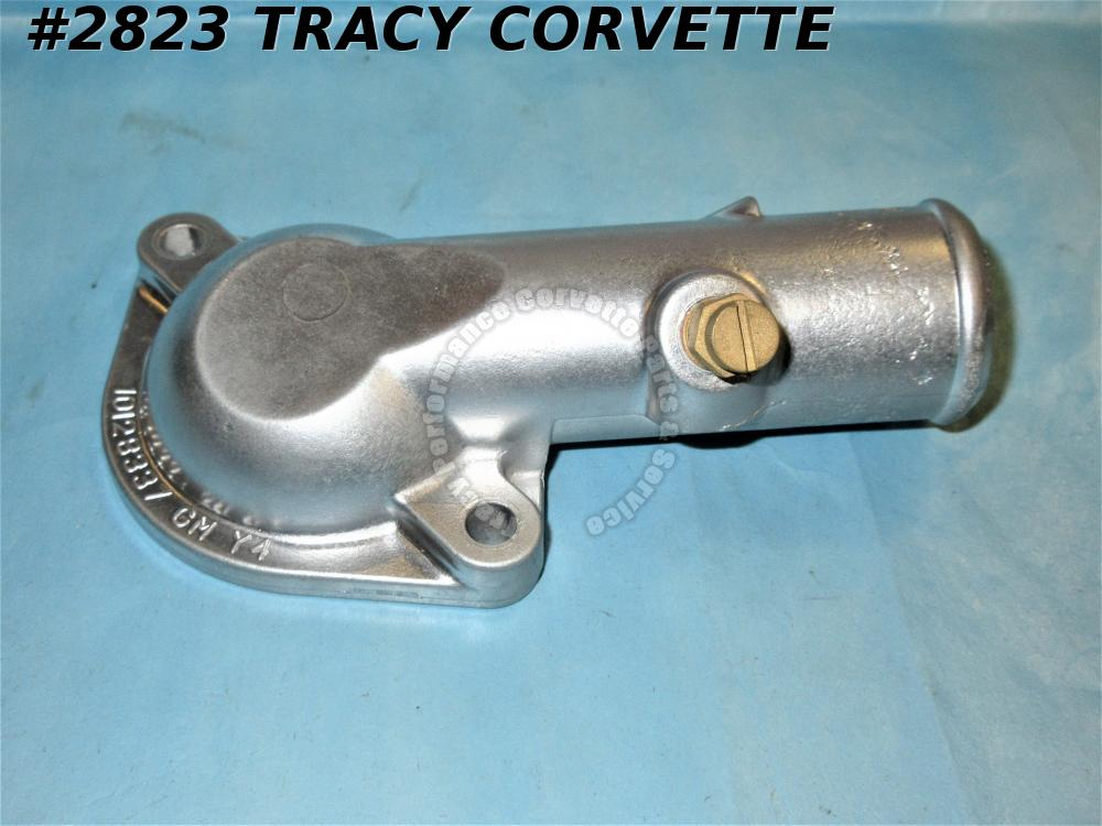1992-1996 Corvette Restored 10128337 10108667 Thermostat Housing Water Outlet