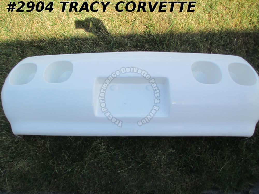 1974-1982 Corvette Rear Bumper Custom ZR1 Style Hand Lay Up Fiberglass