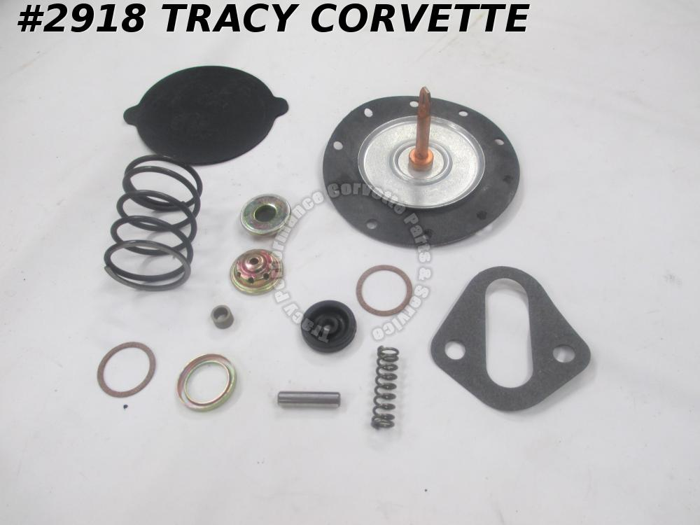 1964-1966 Corvette AC Fuel Pump Internal Rebuild Kit Pump #40083 350/365/375HP