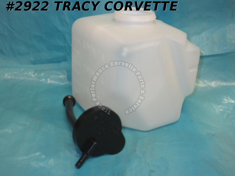 1963-1970 Corvette New 3840083 W/Shield Washer Bottle Assm wo AC 64 65 66 67-70