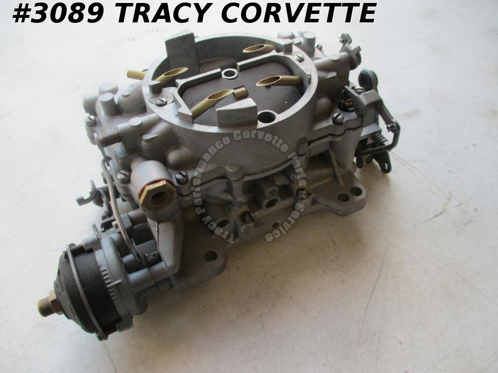 1964-1965 Corvette Used 300 HP MT Carter AFB Carb 3721SA Dated F4, Manual Trans