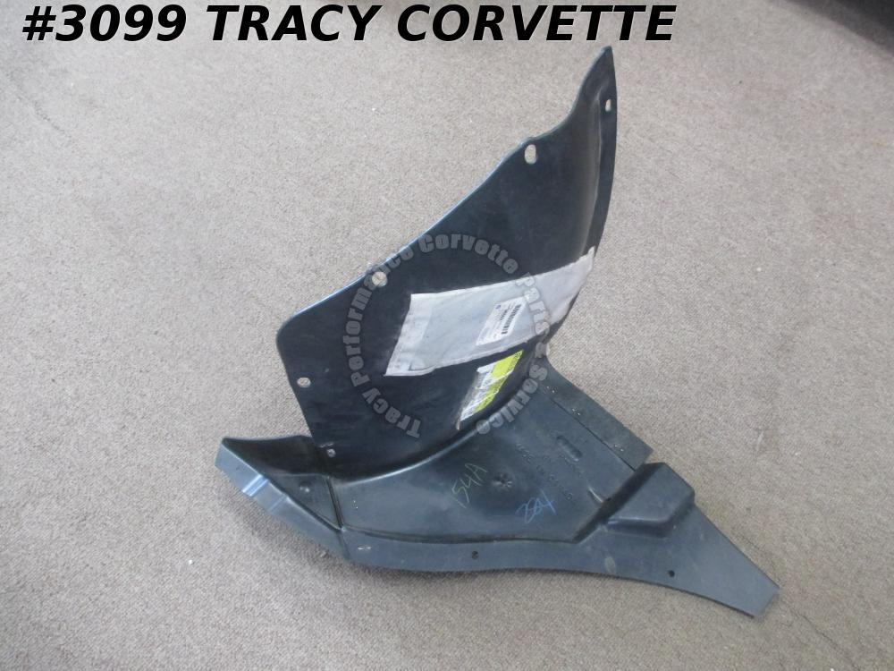 1997-2004 Corvette New 12455608 RH Fender Filler 97 98 99 00 01 02 03 04