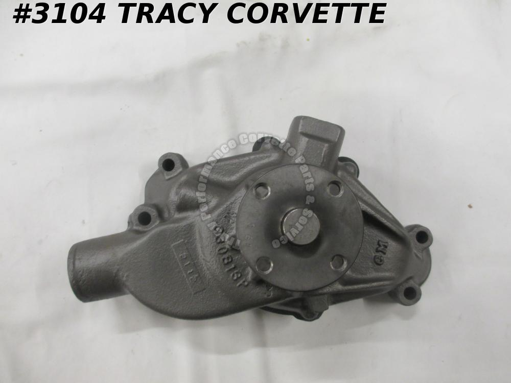 1972-1982 Corvette Rebuilt 330813 P Water Pump