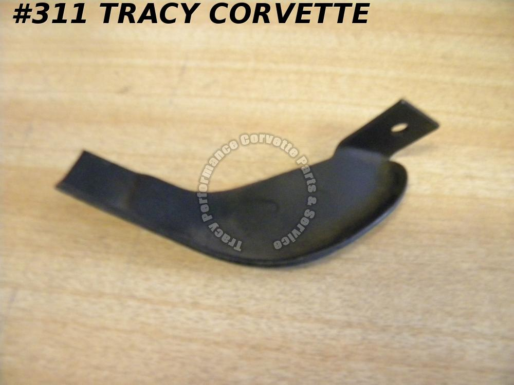1973-1979 Corvette NOS 331877 Left Front Upper Surround Panel Extension