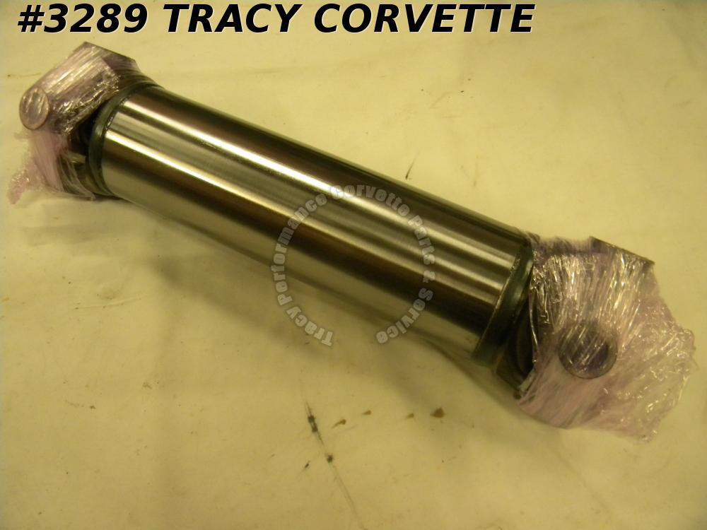 1980-1981 New Corvette Rear Auto Half Shaft Assembly with HD Spicer U-Joints Ea