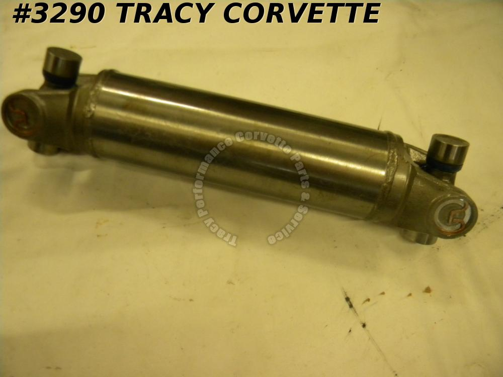 1980-1981 New Corvette Rear MT Half Shaft Assm w/HD Spicer U-Joints/Ea 1982 Auto