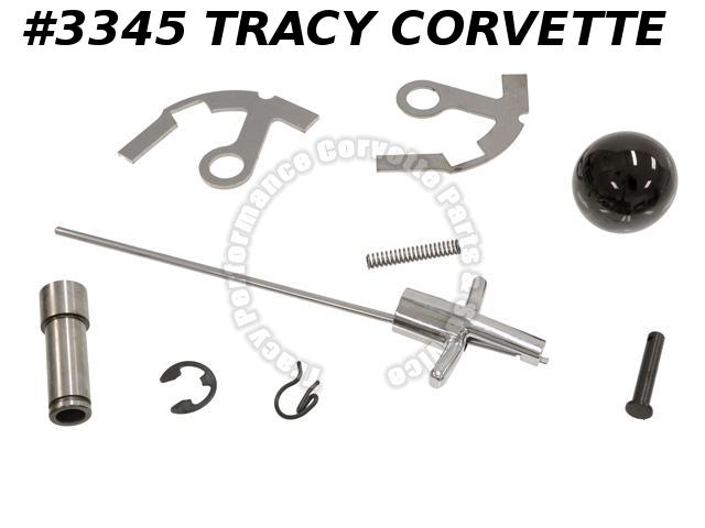 1968-1976 Corvette 4 Speed Major Shifter Repair Kit 68 1969 70 71 72 73 74 75 76