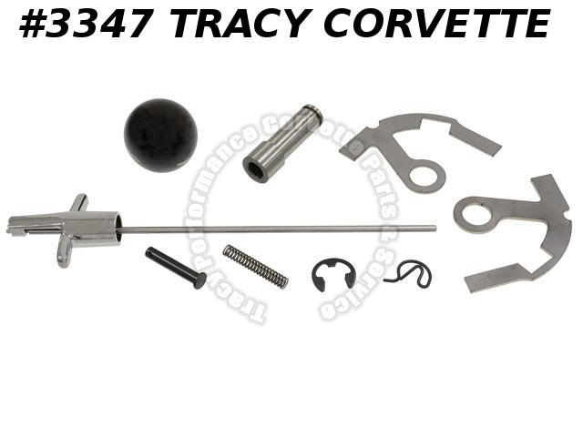 1977-1981 Corvette 4 Speed Major Shifter Repair Kit 77 78 1979 79 1980 80 81