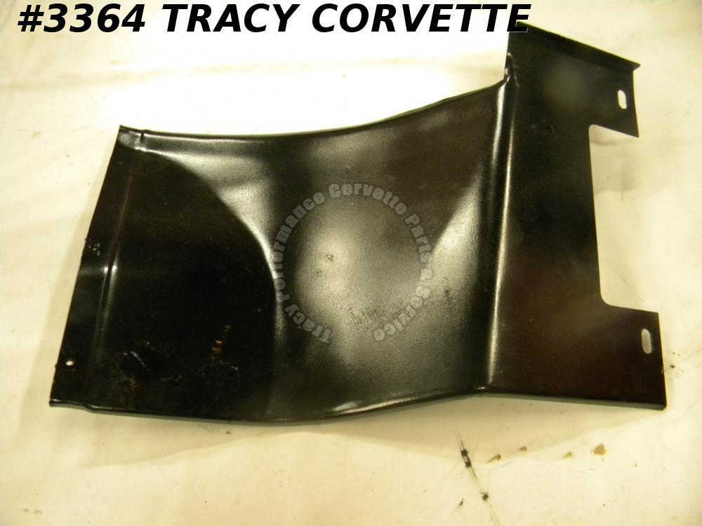 1960-62 Corvette Restored Original 3770287 Left Hand Lower Shroud 60 61 62