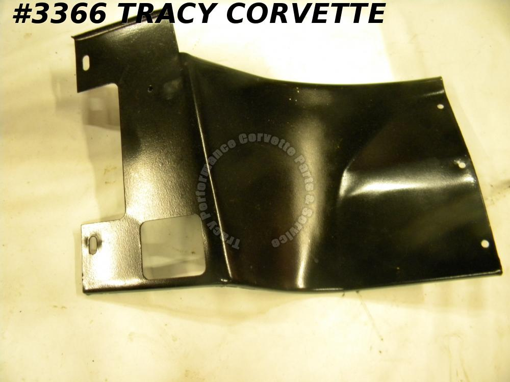 1960-62 Corvette Restored Original 3770288 Right Hand Lower Shroud 60 61 62
