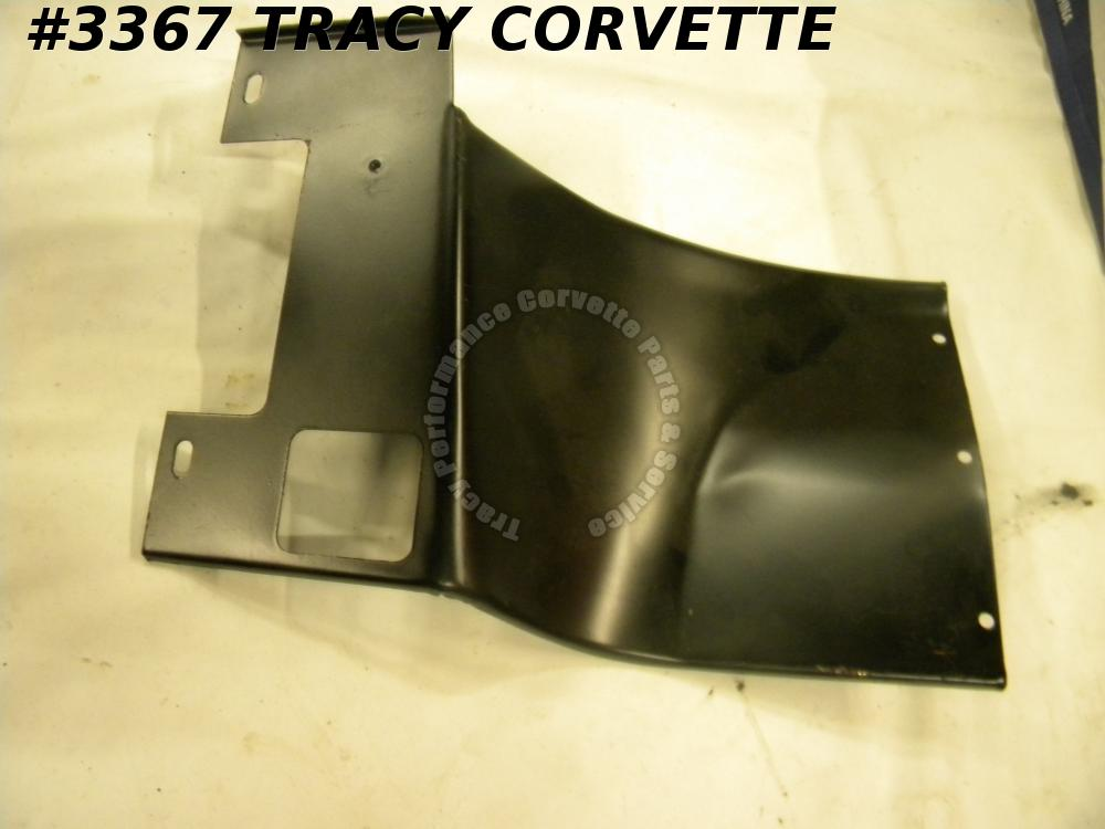 1960-1962 Corvette Fan Shroud Right Hand Lower GM# 3770288  C1   1961