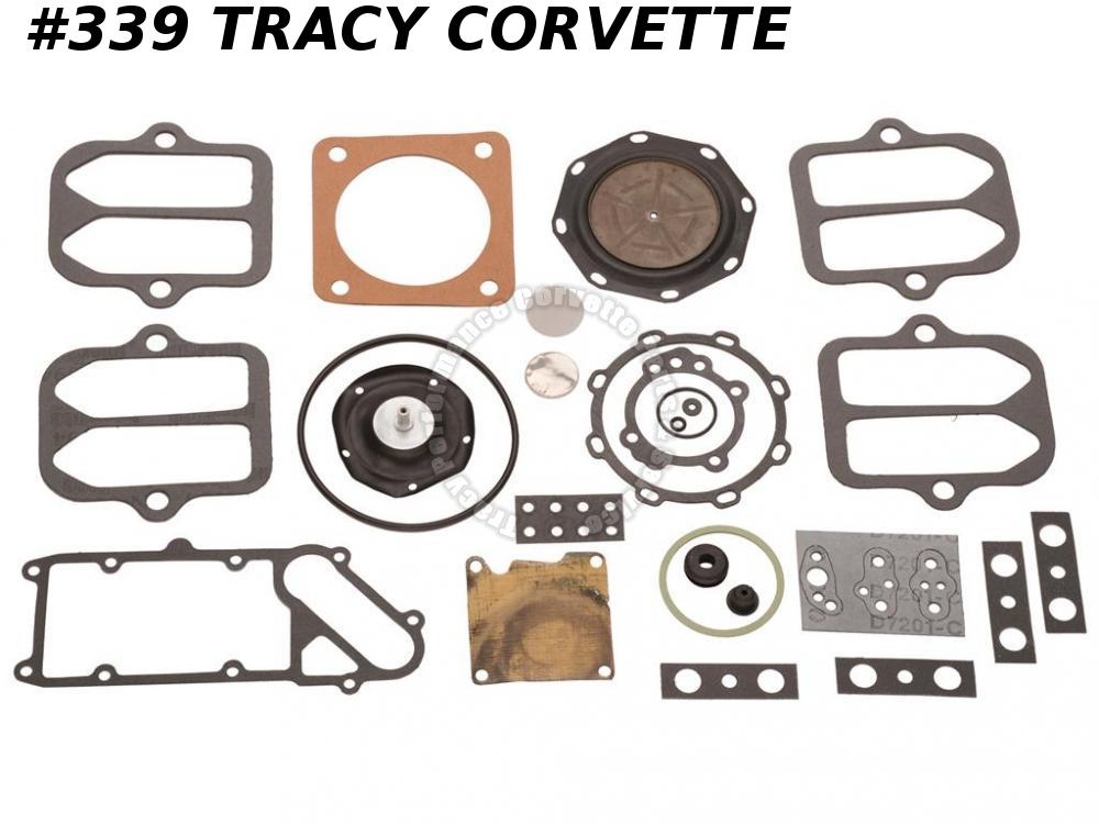 1957-1962 Chevrolet/Corvette Fuel Injection Rebuild Kit 57 58 59 60 61 62 Seals