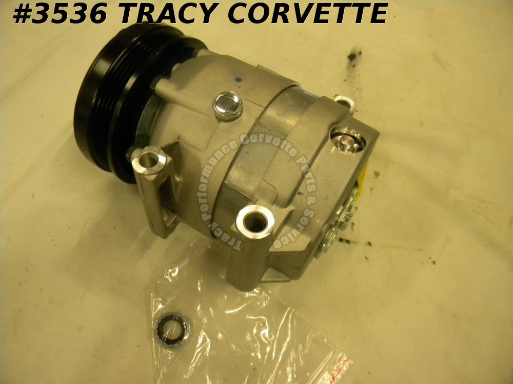 1997-2004 Corvette C5 New AC Air Conditioning Compressor ACP010135 97 98 99-2004