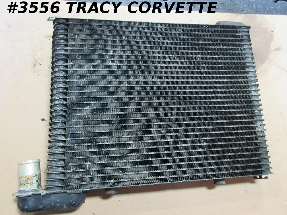 1963-1972 Corvette 3155316 SURVIVOR Aluminum SB Radiator Dated 65 J