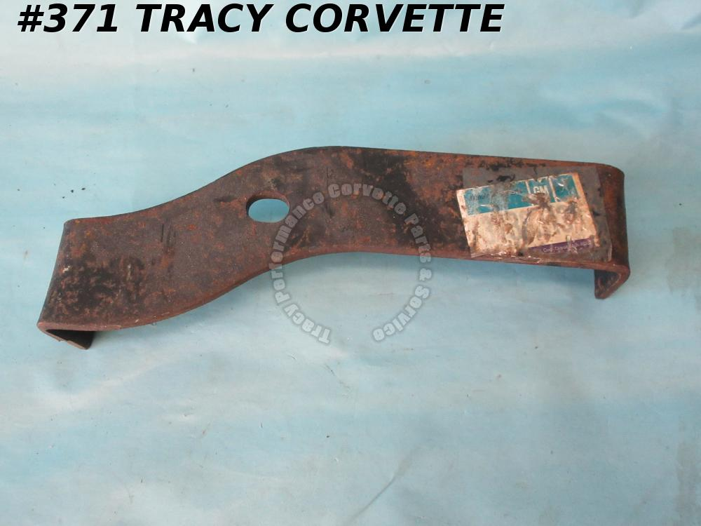 1958-1962 Corvette Inner Bumper Bracket Left Front GM# 3739313  ***NOS***