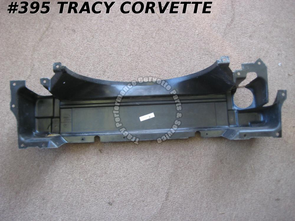 1984-1989 Corvette Radiator Support Housing Upper NOS GM# 10065785