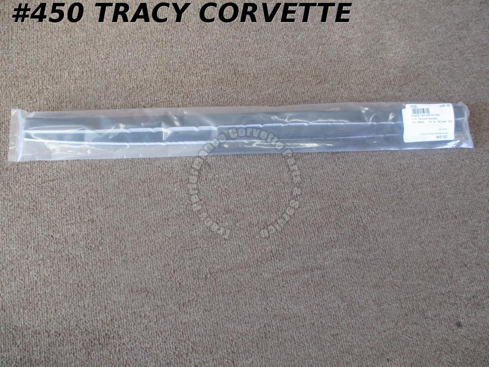 1974-1976 Corvette Plastic Fan Shroud Seal (Foam seal for plastic shrouds)