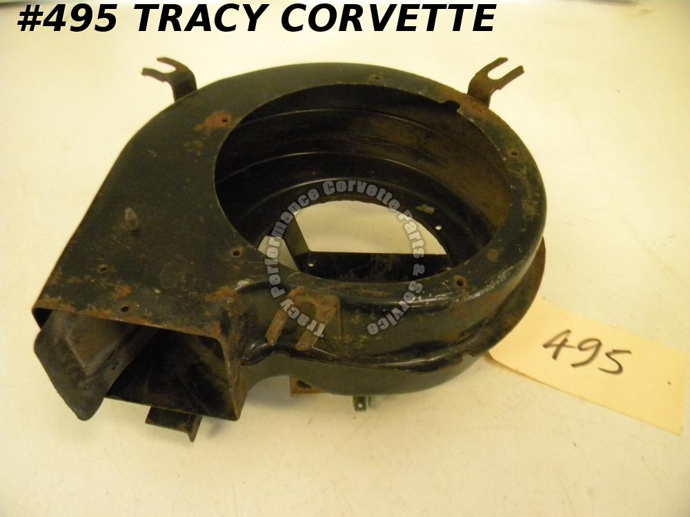 1964-1965 Corvette Coupe Original Roof Ventilation Motor Housing