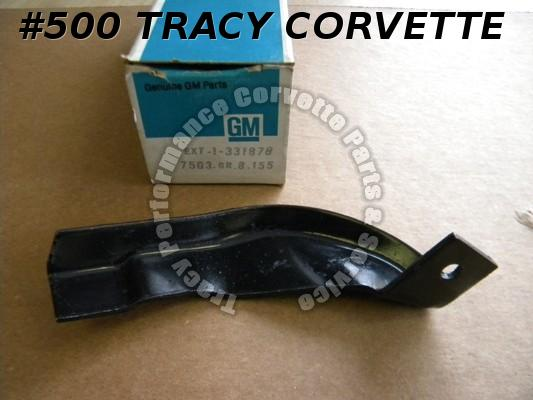 1973-1979 Corvette NOS 331878 Right Hand Extension Upper Surround Panel