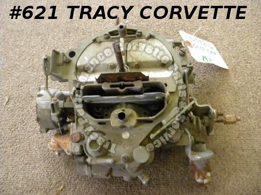 1979 Corvette Used 17059216 Rochester Q-Jet Carburetors, 2 Dates to Choose From