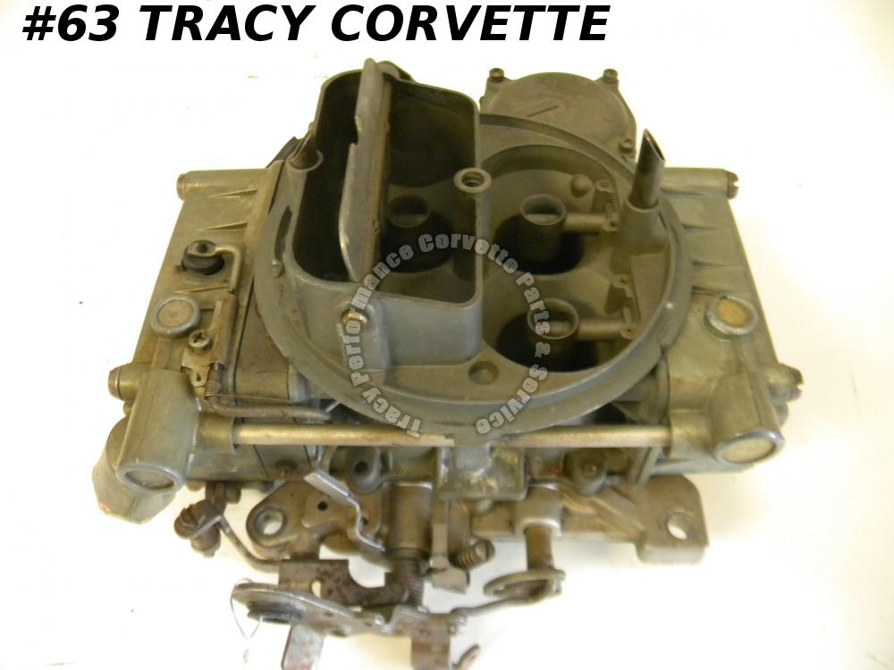 1967 Corvette Used 3906631-DA 3810 Holley Carburetor Asm Choice Dated 8B3