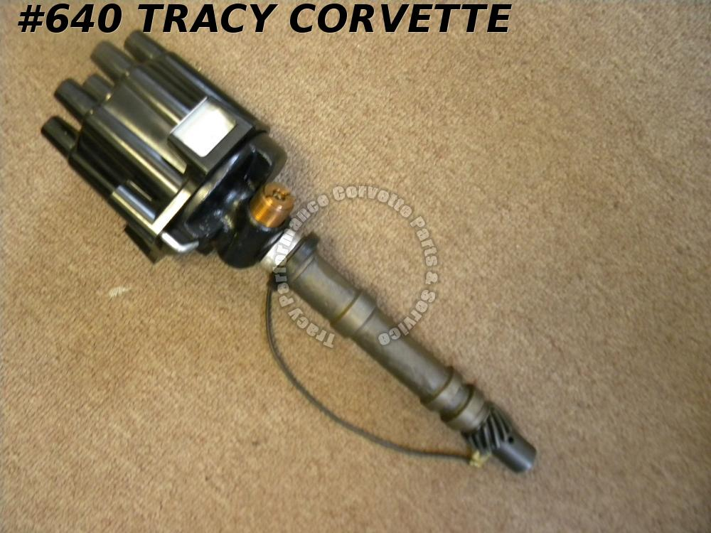 1962 Corvette NOS 1110985 340 HP 1M4 Dual Point Distributor/More Dates Available