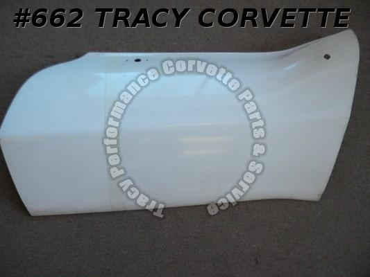 1977-82 Corvette NOS 14011829 SMC Door Skin Left Hand w/Sport Mirror 77 78 79-8