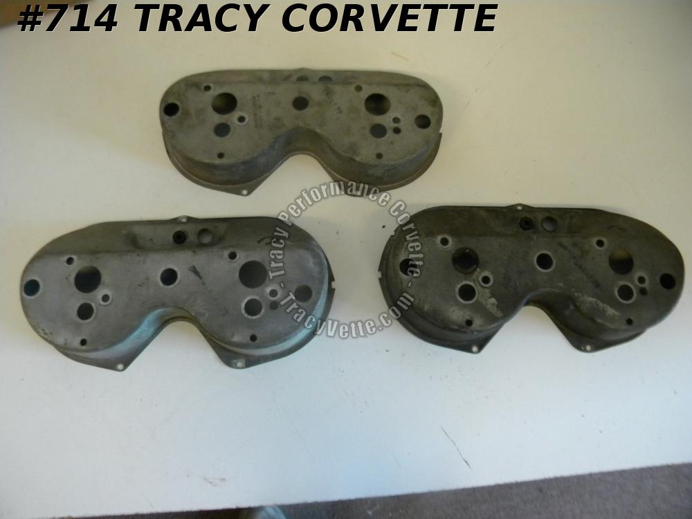 1963-1964 Corvette Only Used 6406122 Speedo-Tach Gauge Housing Your Date Choice