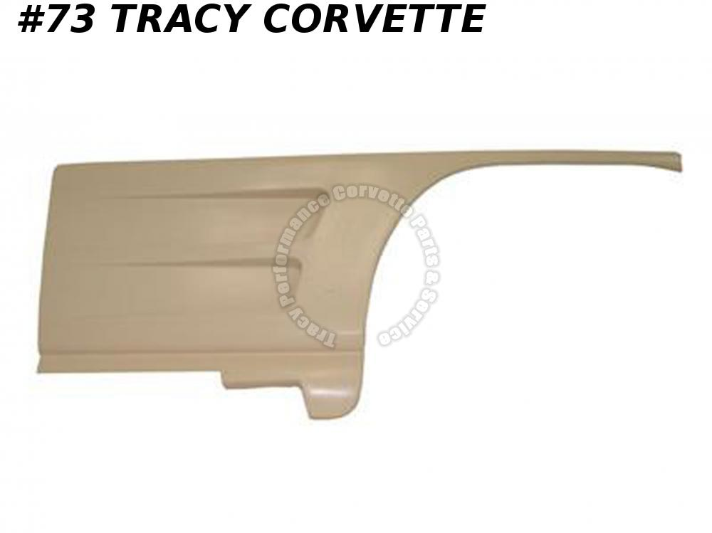 1963-1964 Corvette New Reproduction 3833358 RH PM Louver Fender Panel-PM