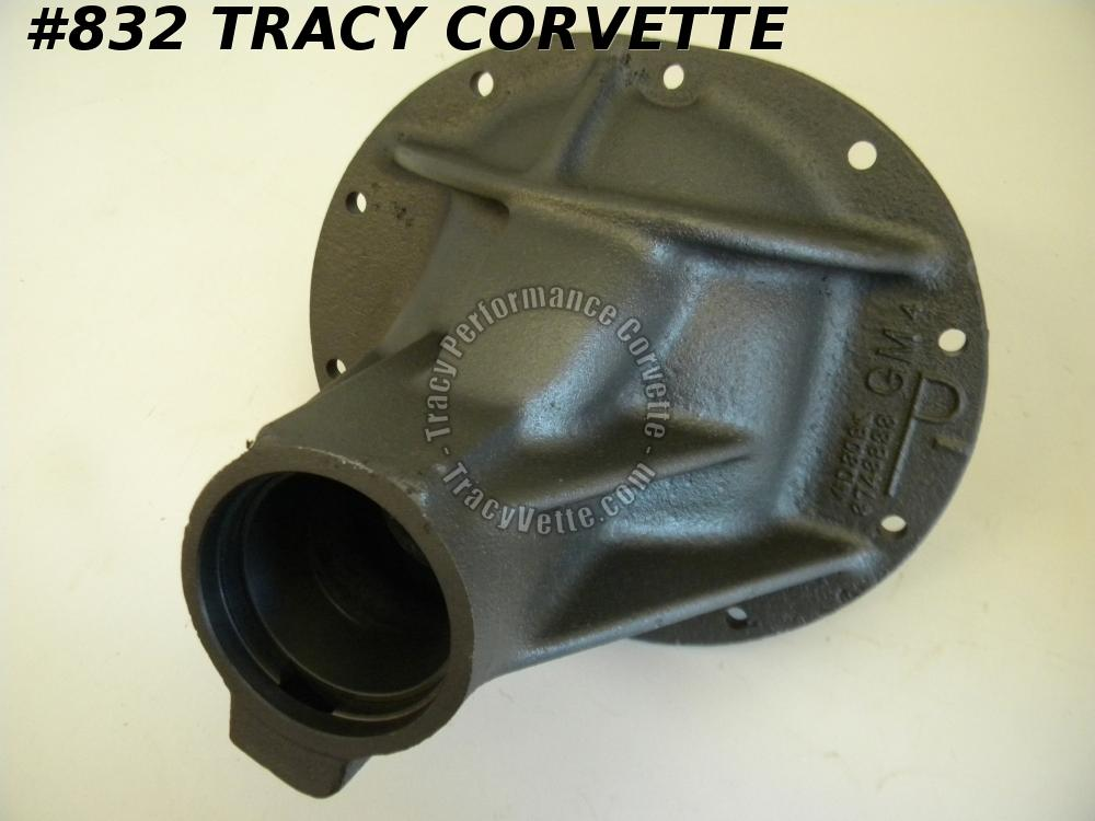 1959 Chevy 3743833 Empty Positraction Housing Case D 30 9 Casting Date 3.36 Code