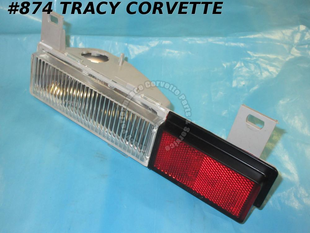 1984-1987 Corvette Side Marker Light GM# 16500583 917901 Left Hand Rear lamp